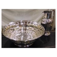 Rare basin and its jug