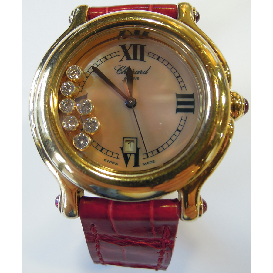 A watch for the sale of jewelry in Monaco