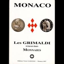 Buch: Les Grimaldi à travers leurs monnaies (Die Münzen der Grimaldis)