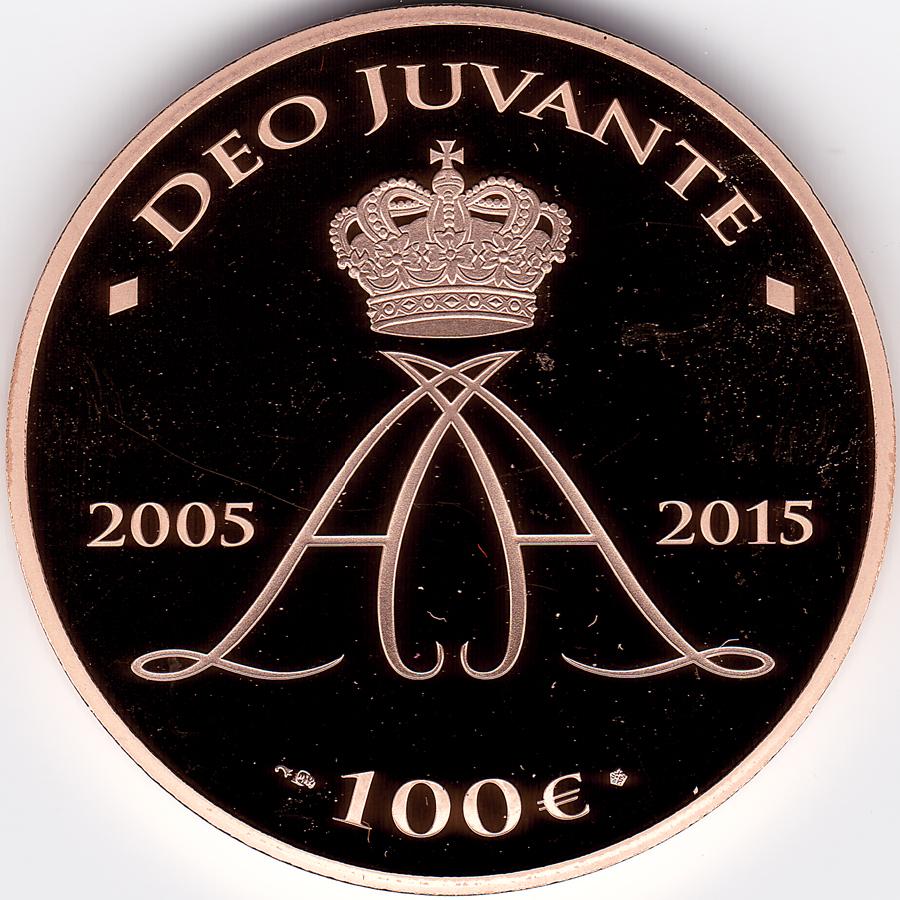 Fairs etimer de la monnaie de Monaco