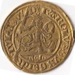Gold cavalier Brabant