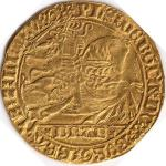 Gold Florin with cavalier Guelders