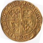 Écu au soleil du Dauphiné Charles VIII