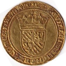 Gold couronne Hainaut