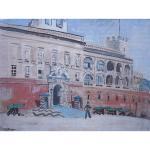 Le Palais Princier de Monaco par Brayer