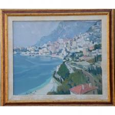 Monaco by Thérèse Clément (1889 – 1984)